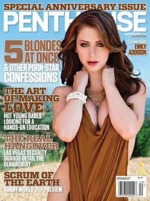 Penthouse Magazine - Anniversary 2011