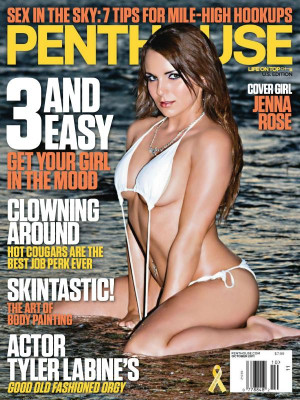 Penthouse Magazine - October 2011