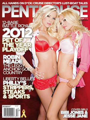 Penthouse Magazine - December 2011