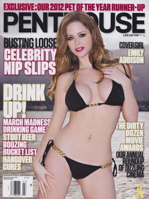 Penthouse Magazine - March 2012