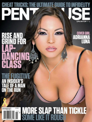 Penthouse Magazine - November 2012