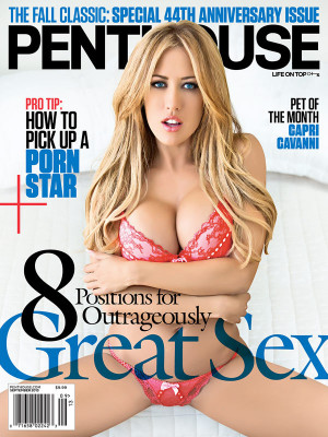 Penthouse Magazine - September 2013
