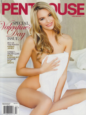 Penthouse Magazine - February 2015