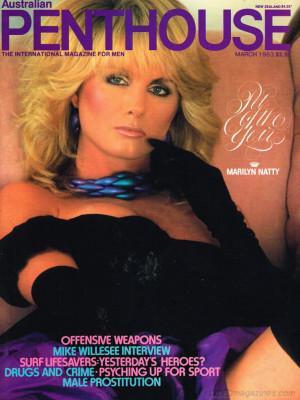 Penthouse Australia - Penthouse Mar 1983