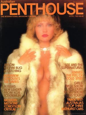 Penthouse Australia - Penthouse Apr 1983