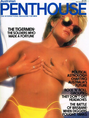 Penthouse Australia - Penthouse Jul 1983