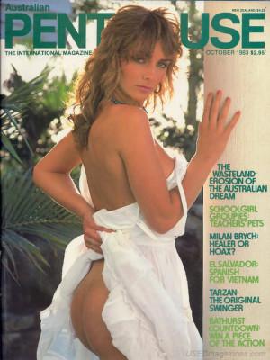 Penthouse Australia - Penthouse Oct 1983