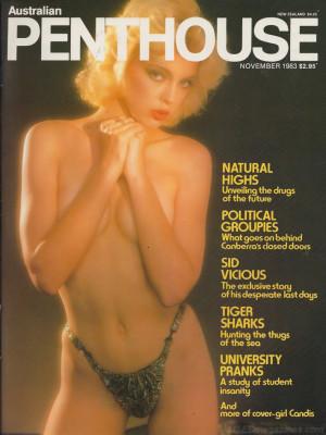 Penthouse Australia - Penthouse Nov 1983