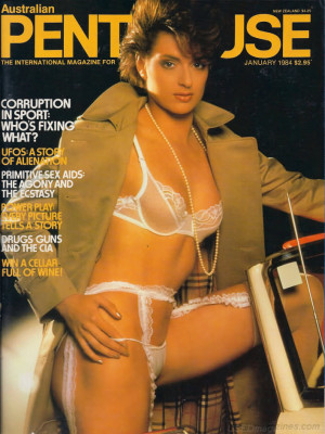 Penthouse Australia - Penthouse Jan 1984