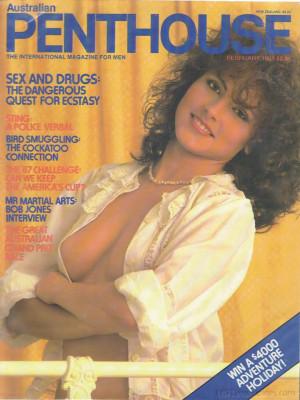 Penthouse Australia - Penthouse Feb 1984
