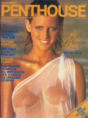 Penthouse Australia - Penthouse Apr 1984