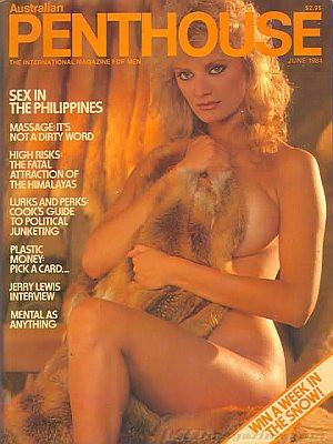 Penthouse Australia - Penthouse Jun 1984