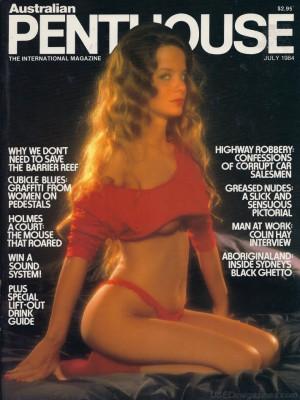 Penthouse Australia - Penthouse Jul 1984