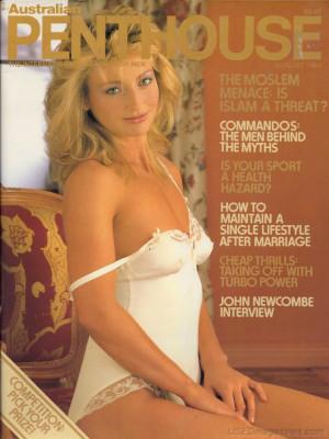 Penthouse Australia - Penthouse Aug 1984