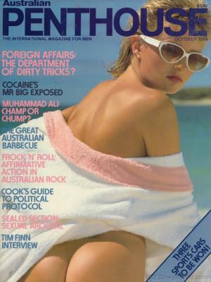 Penthouse Australia - Penthouse Oct 1984