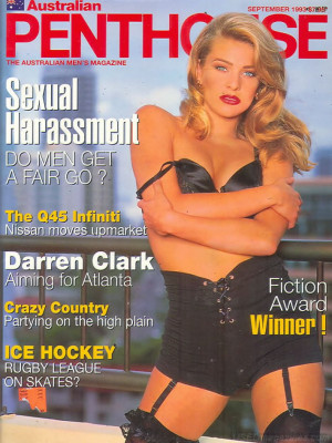 Penthouse Australia - Penthouse Sep 1993