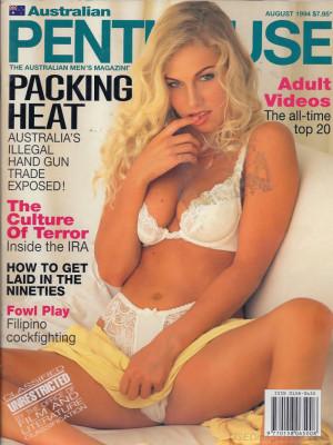 Penthouse Australia - Penthouse Aug 1994