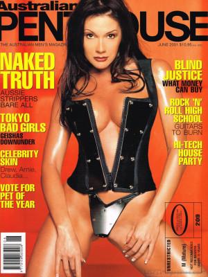 Penthouse Australia - Penthouse Jun 2001