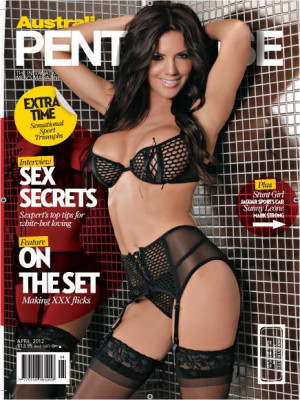 Penthouse Australia - April 2012