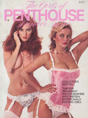 Girls of Penthouse - January 1980