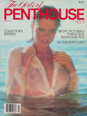 Girls of Penthouse - January 1982
