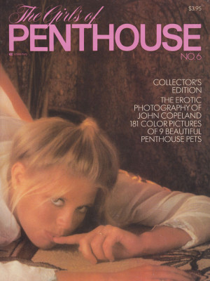 Girls of Penthouse - July 1982