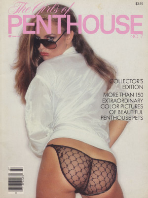 Girls of Penthouse - January 1983