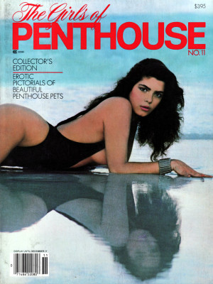 Girls of Penthouse - February 1984
