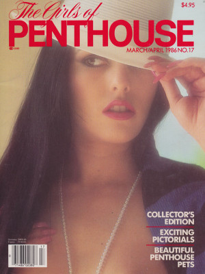 Girls of Penthouse - March/April 1986