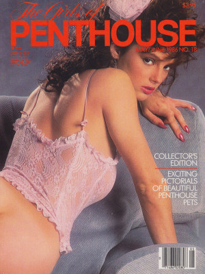 Girls of Penthouse - May/June 1986