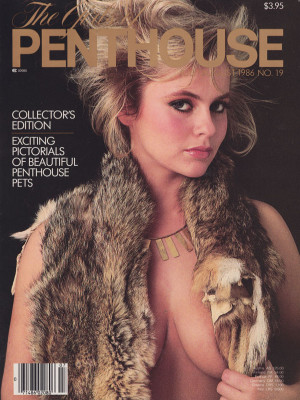 Girls of Penthouse - July/August 1986
