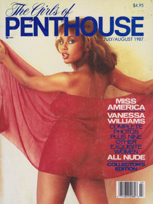 Girls of Penthouse - July/August 1987