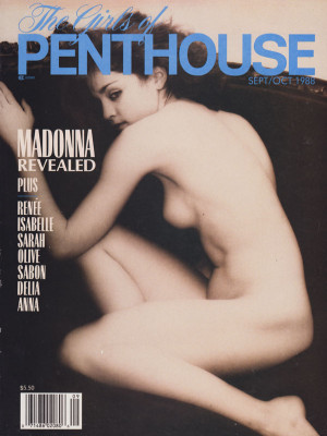 Girls of Penthouse - September/October 1988