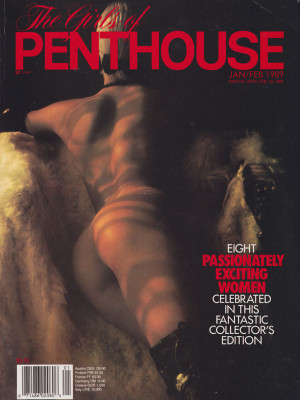 Girls of Penthouse - January/February 1989