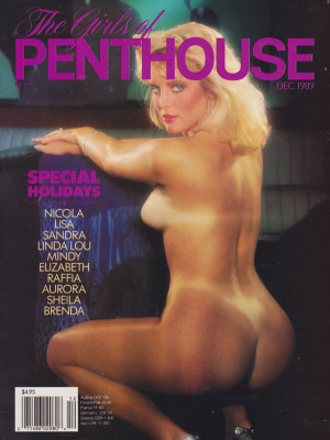 Girls of Penthouse - December 1989