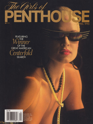 Girls of Penthouse - April 1990