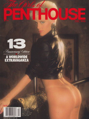 Girls of Penthouse - December 1990