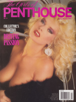 Girls of Penthouse - July/August 1991
