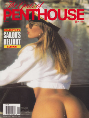 Girls of Penthouse - September 1991