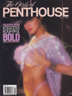 Girls of Penthouse - October 1991