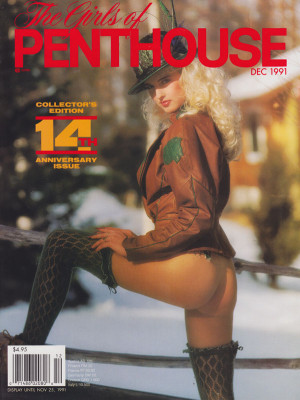 Girls of Penthouse - December 1991