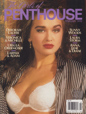 Girls of Penthouse - February 1992