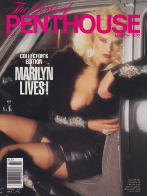 Girls of Penthouse - March 1992