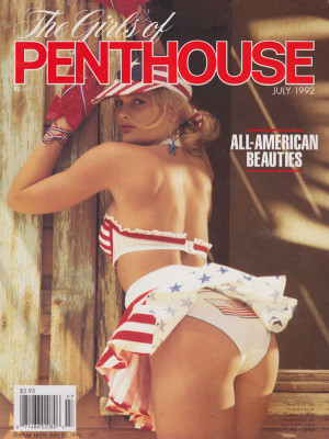 Girls of Penthouse - July 1992