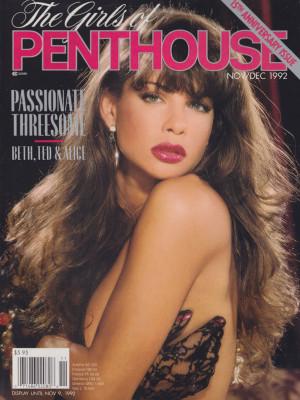Girls of Penthouse - November/December 1992
