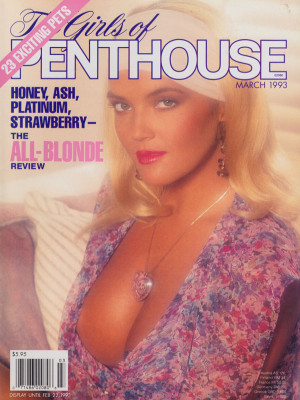 Girls of Penthouse - March 1993