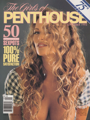 Girls of Penthouse - September 1993