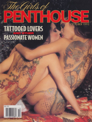 Girls of Penthouse - October 1993