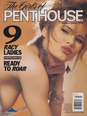 Girls of Penthouse - March/April 1994