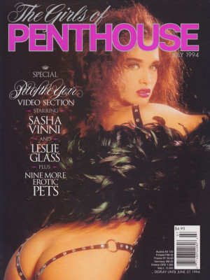 Girls of Penthouse - July 1994